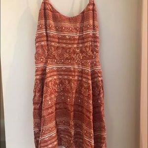 Size medium sun dress